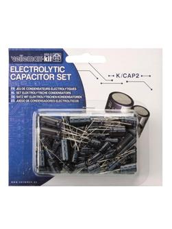 Elektrolytische condensators