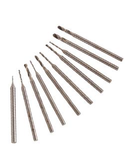Set mini boorkopjes