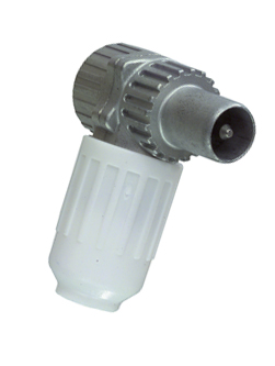 IEC-connector male