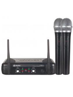 Microfoonsysteem 2-kanaals