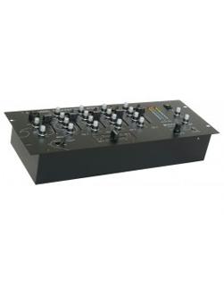 4-Kanaals mixer EQ 19″