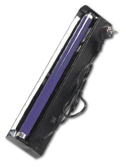 Blacklight 15w + houder